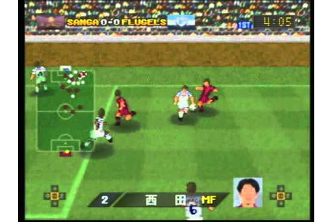 J-League Dynamite Soccer 64 - Nintendo 64 - YouTube