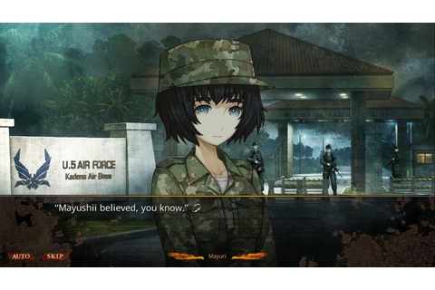 Steins;Gate 0 (PS Vita) – Chris Davis