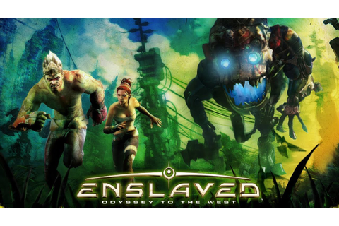 ENSLAVED Odyssey to the West Premium Edition Gameplay PC ...