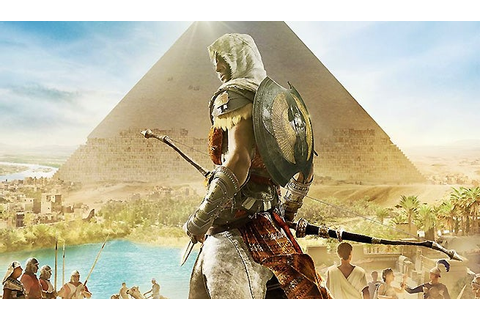Assassin's Creed Origins Reveals Its Full Map, Which ...