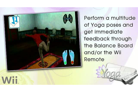 Yoga Wii Videos, Movies & Trailers - Wii - IGN