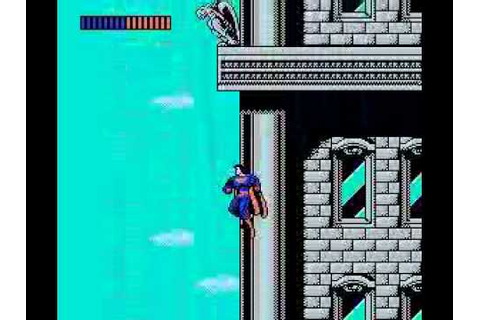 Sunman in comparison to Superman (Prototype NES) | Doovi