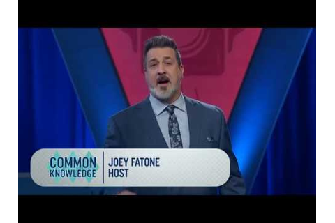 Make your life easier with Common Knowledge | Game Show ...