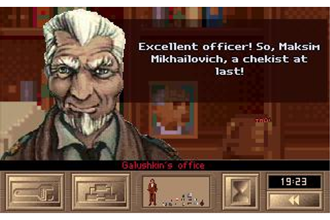 KGB (aka Conspiracy) Download (1992 Adventure Game)