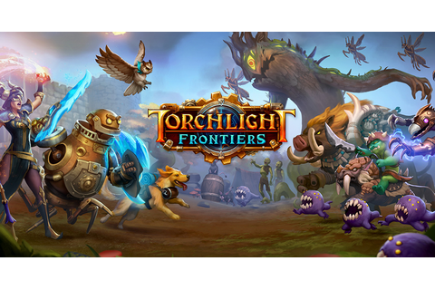 Announcing - Torchlight Frontiers | News | Perfect World ...