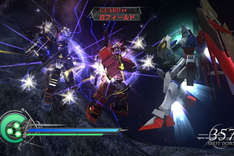 Next Dynasty Warriors: Gundam game announced for PS3 and ...