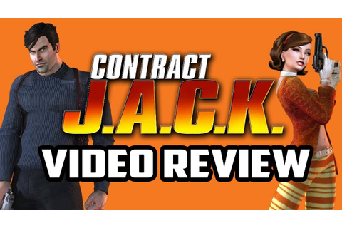 Contract J.A.C.K. PC Game Review - YouTube