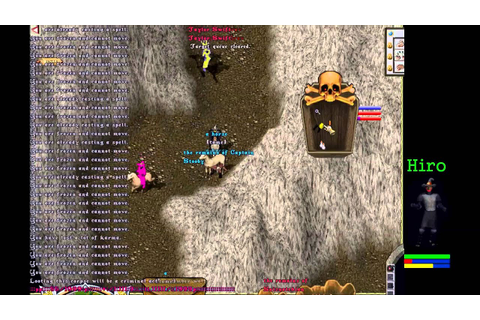 Ultima Online Pvp - UO Renaissance - They Live - YouTube