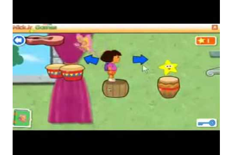 Dora the Explorer Magic Castle Adventure Full Game OK ...