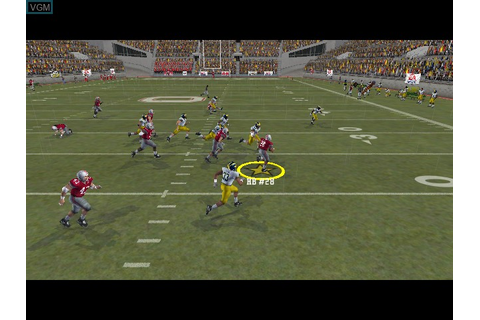 NCAA Football 2004 for Microsoft Xbox - The Video Games Museum