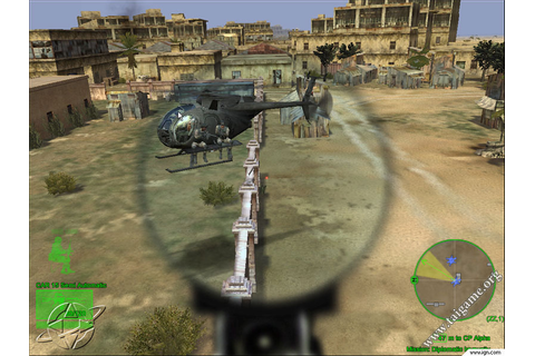 Delta Force: Black Hawk Down - Download Free Full Games ...