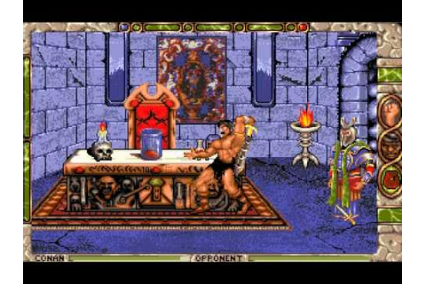 Conan the Cimmerian Ending - PC Game - YouTube