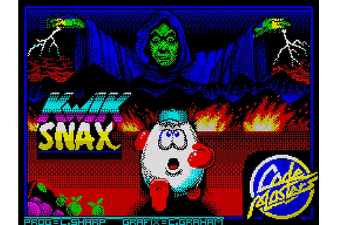 Indie Retro News: Kwik Snax - Retro Arcade: Action ...