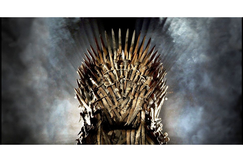The Iron Throne from Game of Thrones is coming to ...