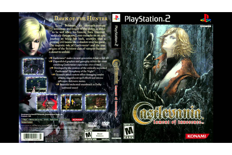 [PS2] Castlevania: Lament Of Innocence Track 27 of 47 ...