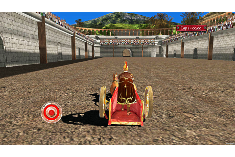 Chariot Wars Now Available on Steam - BC-GB