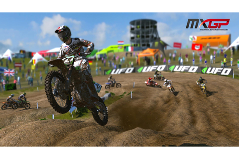 MXGP - The Official Motocross Videogame PS4 Gameplay - YouTube