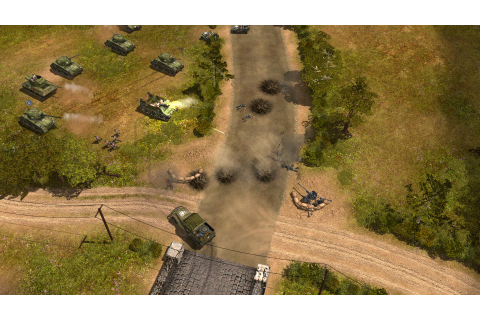 Codename: Panzers - Phase One Free Full Game Download ...