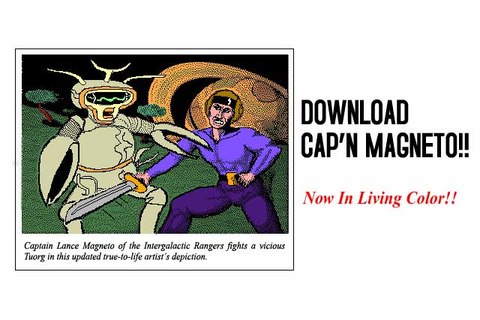 Download Cap'n Magneto