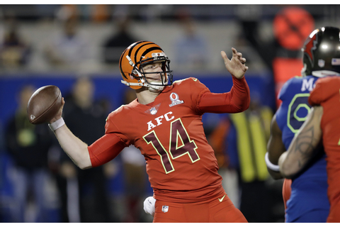 AFC holds on to defeat NFC 20-13 in Pro Bowl | Daily Mail ...