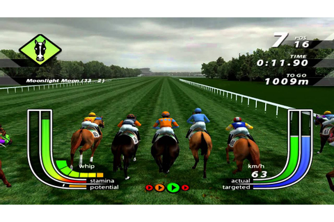 Melbourne Cup Challenge on Qwant Games