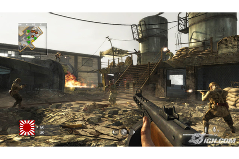 Call of Duty 5 World at War Compressed PC Game Download ...
