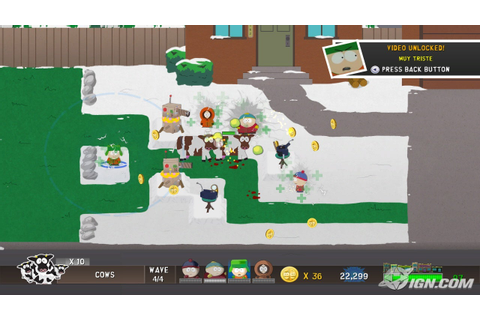 The South Park Let's Go Tower Defense Play! Official ...