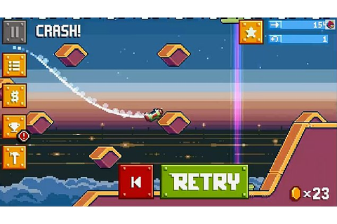 Rovio Soft-Launches Flappy Bird-Inspired 'Retry' Game ...
