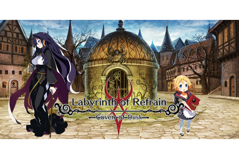 Labyrinth of Refrain: Coven of Dusk | Nintendo Switch ...
