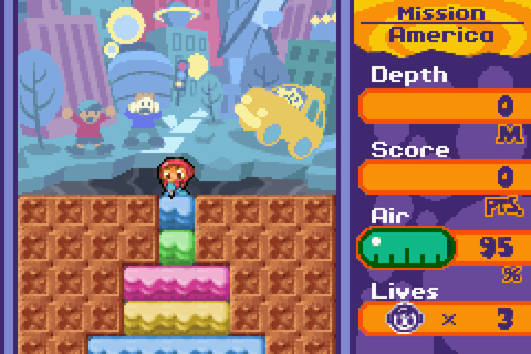 Mr Driller 2 Screenshots | GameFabrique