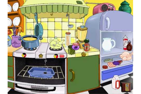 Let Us (Not You) Play My Disney Kitchen (Again) - YouTube