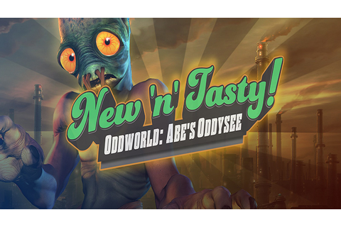 Oddworld: New 'n' Tasty - Download - Free GoG PC Games