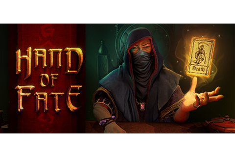 Save 50% on Hand of Fate on Steam