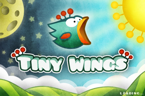 Tiny Wings Updated with Game Center Support and More!