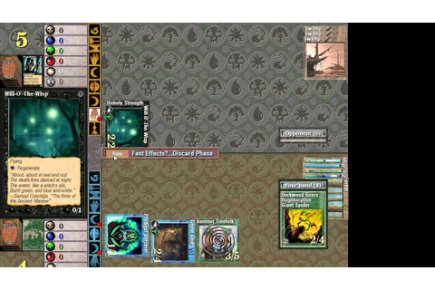 Magic the gathering pc Shandalar - YouTube