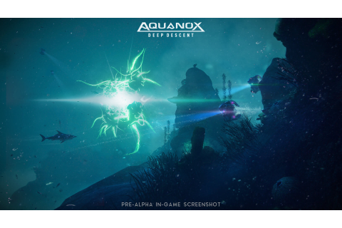 Aquanox Deep Descent – Official Website