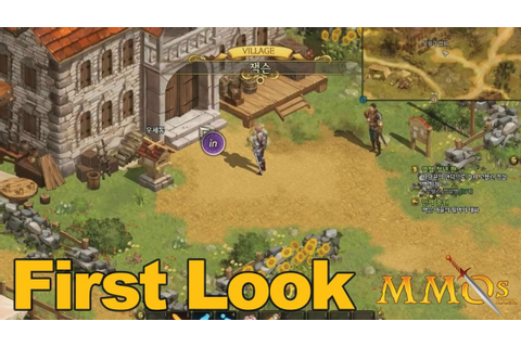Record of Lodoss War Online Gameplay First Look - MMOs.com ...