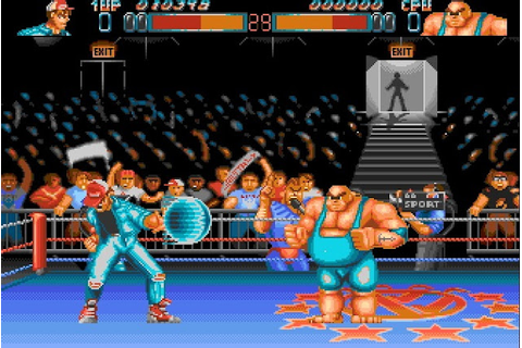 Indie Retro News: Body Blows - Team 17's Amiga fighter ...