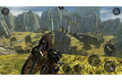 Ravensword: Shadowlands for Android Phones, Review,System ...
