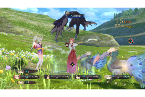Tales of Berseria's DLC Costumes Gets Lots of New ...