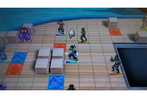 The Legend of Korra A New Era Begins Decrypted 3DS Rom