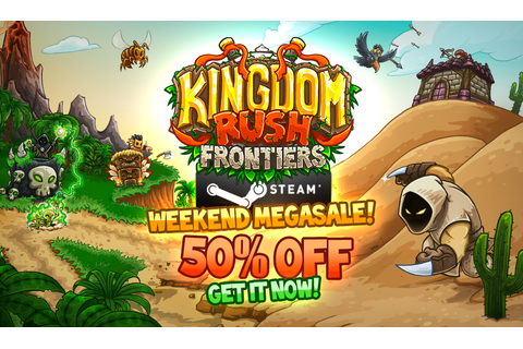 Kingdom Rush Frontiers on Steam