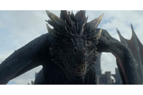 Dragon Names on Game of Thrones | POPSUGAR Entertainment