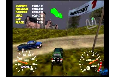 I'm Playing: 4x4 Evolution (Dreamcast) - YouTube