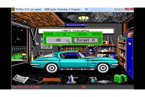 Game Nostalgia 2# (street rod 2) - YouTube