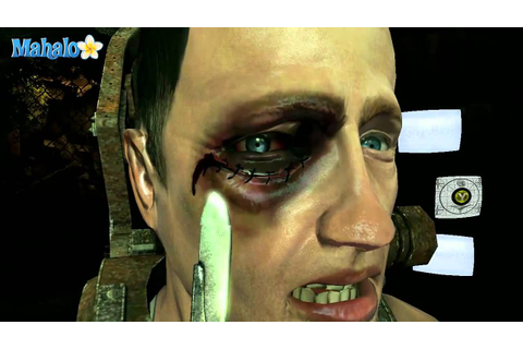 SAW II: Flesh and Blood Insane Mode Walkthrough - Part 1 ...