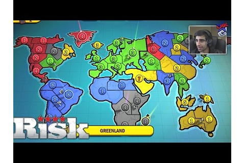 WORLD WAR 4 - RISK FACTIONS with The Pack (Risk Game 4 ...
