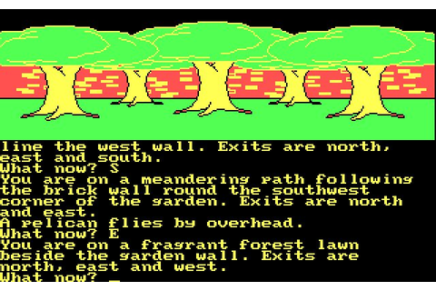 Download Silicon Dreams adventure for DOS (1987 ...