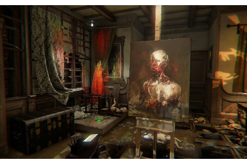 Layers of Fear is what happens when a one-trick pony ...