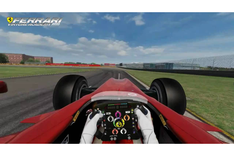 Ferrari Virtual Academy PC Gameplay - YouTube